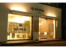 アルモ 千里山店(almo)の雰囲気(開放感ある広々な入口☆店内も広々スペースすごくオシャレ☆)