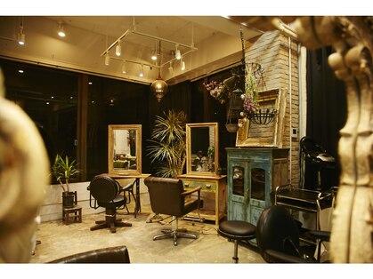 ルミエ ヘアーサロン 駒沢大学駅前店(Lumie hair salon)の写真
