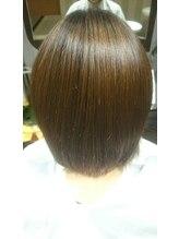 髪質改善が同時にできる業界注目の縮毛矯正&ストレート「輝髪ストレート」!!