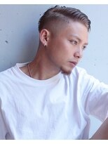 【IRIE HAIR赤坂】フェードショートstyle