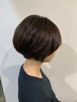 【coma中野】ワンカールショート_髪質改善ボブ