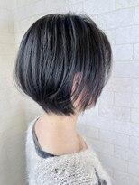 アルマヘア(Alma hair)クールショート☆ボブ