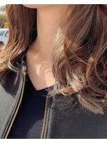 マイ ヘア デザイン(MY hair design)ワンポイントの遊び心