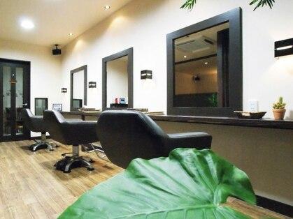 hair salon fiji-a【フィジア】