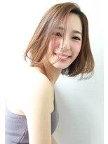 ダメージレス縮毛矯正/大人ワンレングス/ボブ【Laetus】