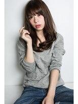 リリース(release)release【飾らない女子が素敵!!自然体セミロング】