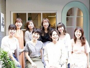 アンテシニヨン(Un the Shiniyon)の写真/女性目線だからこそ出来る【トレンド×似合わせ】を取り入れた、あなただけのmyヘアスタイルを演出♪