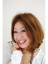 """ジゼルヘアー(GIZEL hair)内巻きパーマで""""ふんわり""""スタイル☆"""