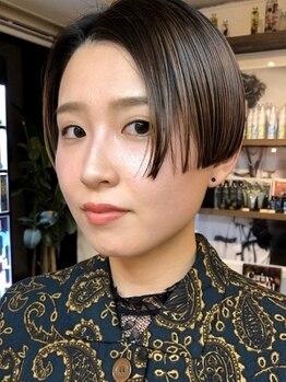 コレットヘア(Colette hair)の写真/【本宮】周りからほめられる、洗練されたショートスタイル♪オシャレに敏感なワンランク上のショートに!