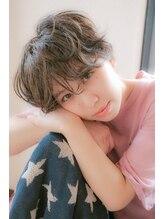 モナ(MONA)☆ラフショート☆