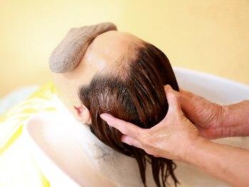 ヘア ファミーユ(hair famille f)の写真/会社帰りや休日のリラックスタイムに♪日々のシャンプーでは落としきれない汚れをキレイに取り除きます!