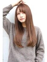 ヘアーメイク リアン 新田辺店(Hair Make REAN)◆REAN 京田辺/新田辺◆堀田茜風シースルースタイル