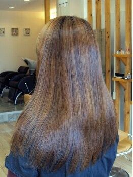 リップスヘアー(Lip's hair)の写真/【仕上がり】【持ち】レベルを選べる縮毛矯正♪あなたのこだわりをカタチにしてくれます♪