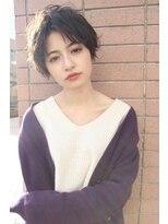 モッズヘア 仙台PARCO店(mod's hair)【モッズヘア仙台】パールグレージュ+ニュアンスパーマ☆