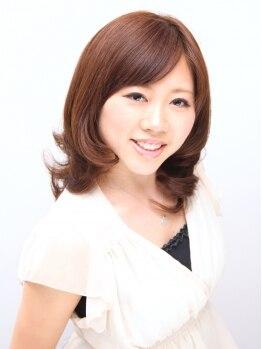 ファビュラス レイ(Fabulous Lei)の写真/6種類のハーブ配合で髪にも優しい!あなたに似合った色が見つかる。プラス憧れのツヤ髪を堪能して♪