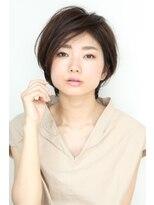 ヘアーメイク リアン 新田辺店(Hair Make REAN)◆REAN 京田辺/新田辺◆前下がりショートボブ