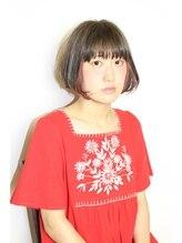 ヘアデザイン エソラ(hair design esora)bob point color RED01