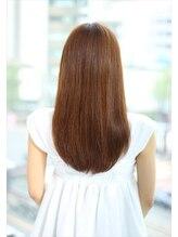 ヘッドスパ、など癒しメニュー充実。口コミ&確かな自信。髪と同様、頭皮も美しく健康に