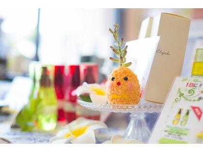 美容室パイナップル本店の写真