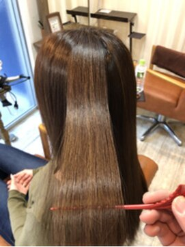 ソラヘアー(ZOLA hair)★髪質改善!まとまる艶髪ロング★