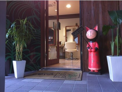 ヘアアンドメイク しゅくる 瑞江本店の写真