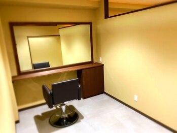 ゼン(Zen.)の写真/【全席個室の落ち着いた空間】和モダンな空間で過ごす特別なサロンタイム。