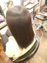 【髪質改善】酸熱トリートメントはこうやって艶髪になります【髪質改善/上野/ 上野御徒町/白髪染め】