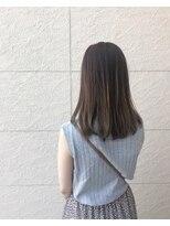 ヘアーシー(HAIR C,)髪質改善×縮毛矯正で魅せる美髪ストレート◎