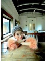 オゥルージュミュゼ(Aurouge)Au-rougeBOSS美髪コレクション「大人ショート」