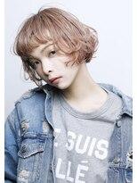 アルテヘアー(arte HAIR)【arte HAIR】ハイトーンボブ