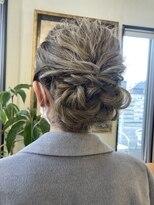 コレットヘア(Colette hair)◎結婚式ゆるふわセット◎