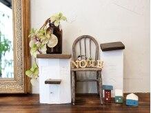ノーブル(Noble.)の雰囲気(ナチュラル素材で統一された店内は、可愛い小物にも注目です♪)