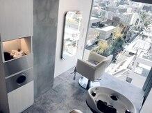 アナ ラーナ(Anna Lanna)の雰囲気(カウンセリングからシャンプー・セットまでを眺望のいい個室で。)