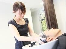 ウニカヘアデザイン(UNIkA HAIR design)の雰囲気(専門スタッフによる施術で癒されてくださいね。)