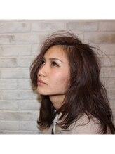 ヘアデザイン グリッター(hair design GLITTER)ラフ&natural大人女子hair☆