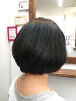 ヘア デザイン クリニック アンテナ(hair design clinic ANTENNA)美シルエットボブ