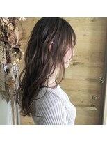 シキオ ヘアデザイン(SHIKIO HAIR DESIGN FUK)色素薄い系女子
