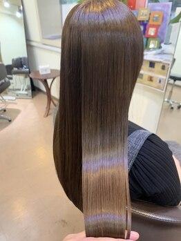 サウス モンド(SOUTH MOND)の写真/他のサロンでは断られてしまった方も…髪本来の強度/補修力を高めながらケアが出来るから健康的な美髪に★