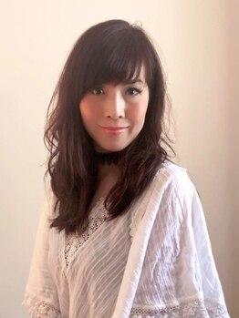 ルッカ(Rukka)の写真/経験豊富な女性スタイリストの1人サロン。何でも気軽に相談出来るから自分史上1番可愛いあなたに出会える♪