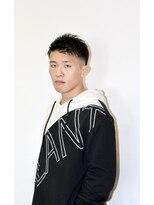 メンズヘアースパイス ユメサキ(Men's Hair SPICE -yumesaki-)カリアゲフェード