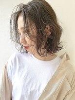 ノイ(noi)#noi_style ハーフカラーボブ
