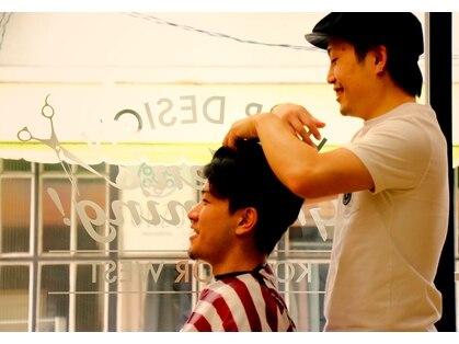 ディライトヘア トアウエスト店(DELIGHT HAIR)の写真