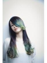 ヘアメイク アンジー(hair make anjii)クールなロングスタイル