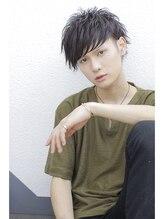 ヘアー ミッション ギオン(hair Mission Gion)オーラマッシュ スマートマッシュ