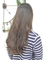 ヘアーサロン エール 原宿(hair salon ailes)(ailes原宿)style315 デザインカラー☆ナチュラルハイライト