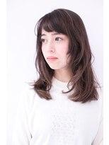 アンヘアー(UNHAIR by shiomiH)【UNHAIRbyshiomiH】小顔フェミニンスタイル