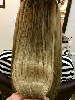 カノンアート(canon art)の写真/『全ては美しい髪のために・・・』髪質にあわせたヘアケアを!話題の【oggi otto】トリートメント取扱い店