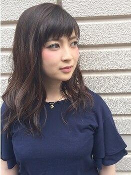 ヘアーフィックス リュウアジア 越谷店(hair fix RYU Asia)の写真/技術も雰囲気も価格も◎お得だけじゃない!納得Styleが手に入る♪透き通る透明感ある美髪に!