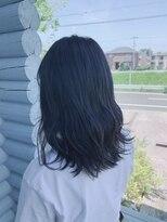 クレエ ヘアー デザイン(creer hair design)シルバーアッシュ