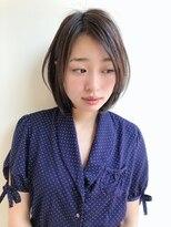ウル(HOULe)☆レイヤーフレンチボブ【大西絢子】